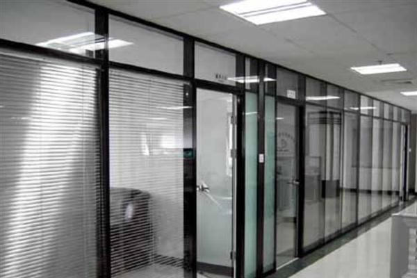 Louvered Glass