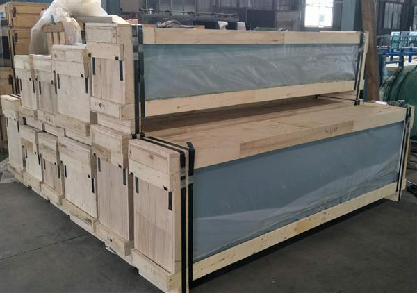 Exporting Top Covered Wooden Case